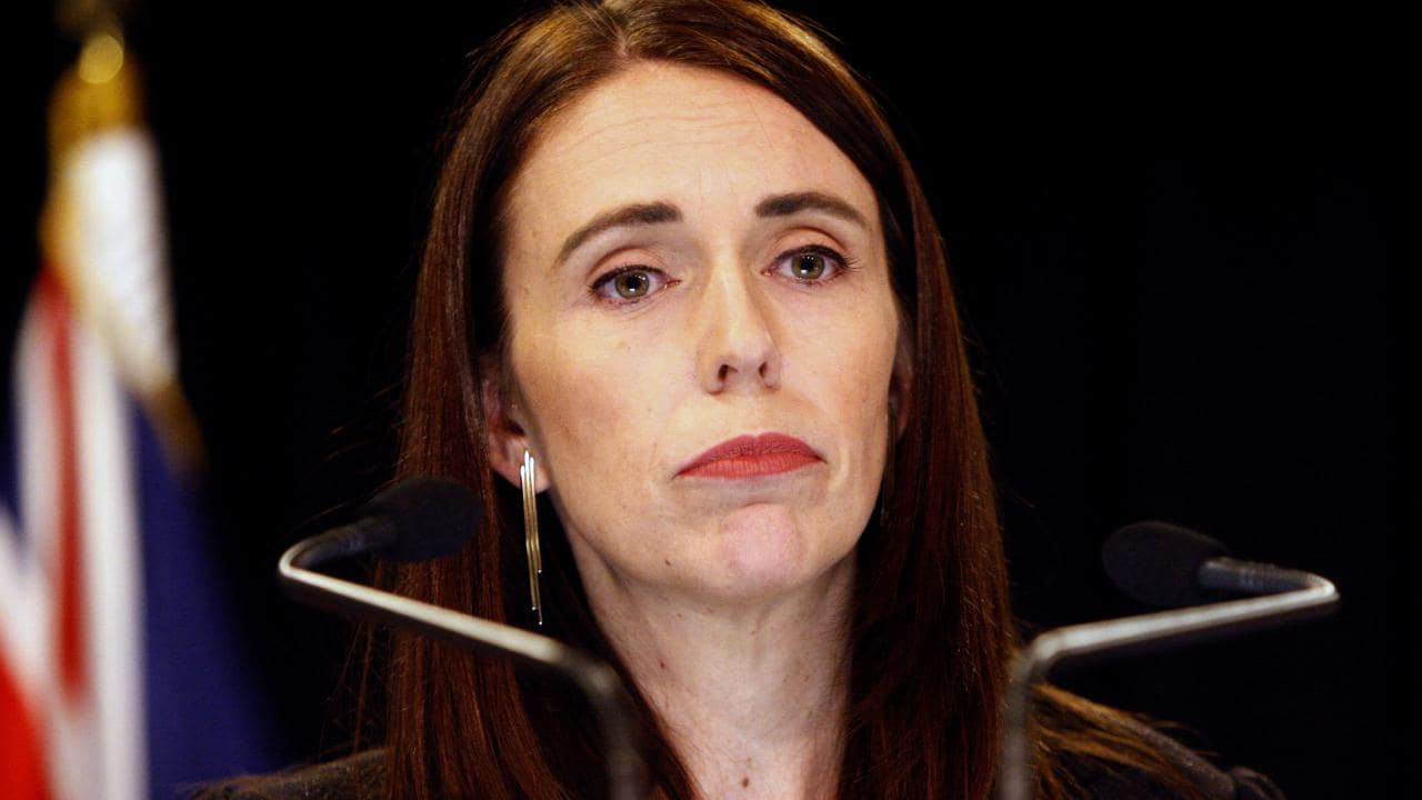 Jacinda Ardern says she doesn't understand why the United States is unable to change its gun laws.