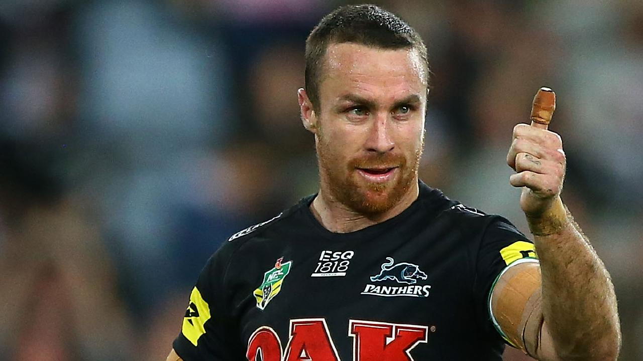 James Maloney has signed with Super League club Catalans. Image: Matt Blyth/Getty Images