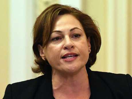 Queensland Deputy Premier Jackie Trad. Picture: AAP/Dan Peled