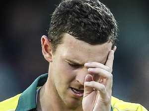 Hazlewood breaks silence over World Cup snub