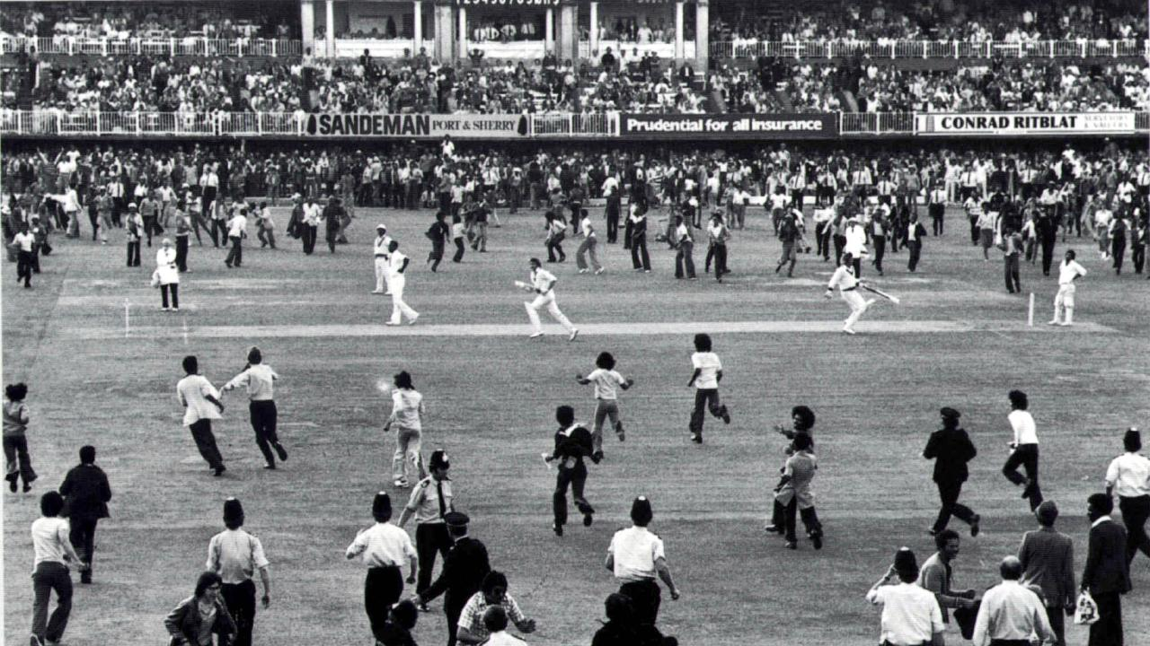The final of the 1975 World Cup at least provided drama and thrills as the West Indies overcame Australia.