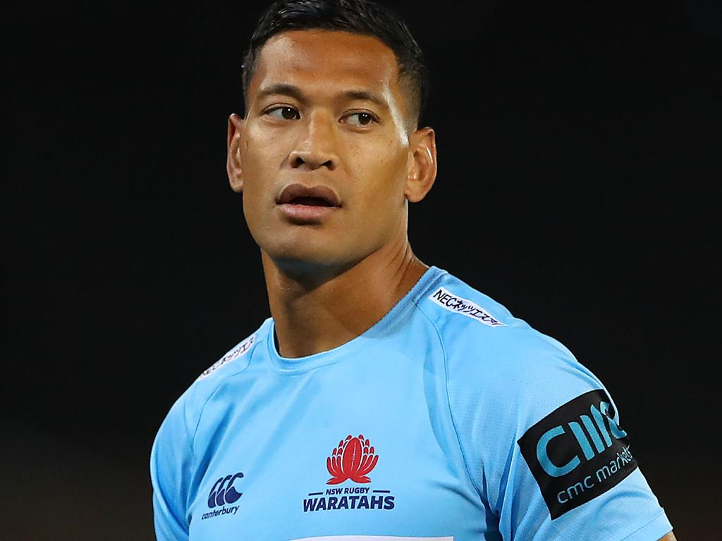 Israel Folau still has options.