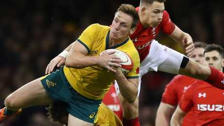 Dane Haylett-Petty says he's most suited to fullback. Picture: Getty Images