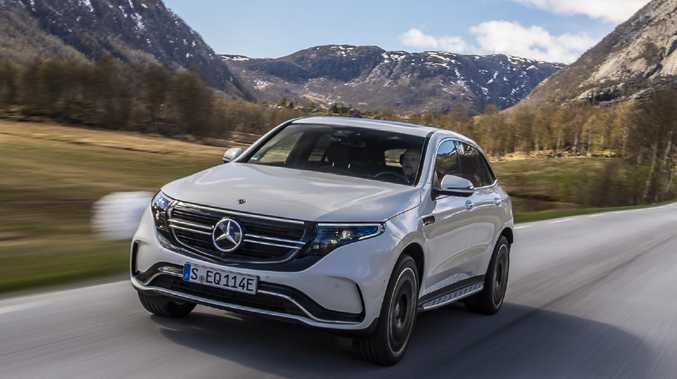 First drive of the electric Mercedes-Benz SUV coming soon