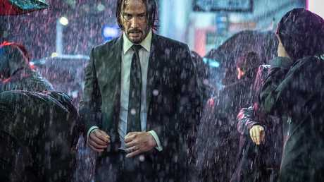 John Wick returns for another neo-noir thriller