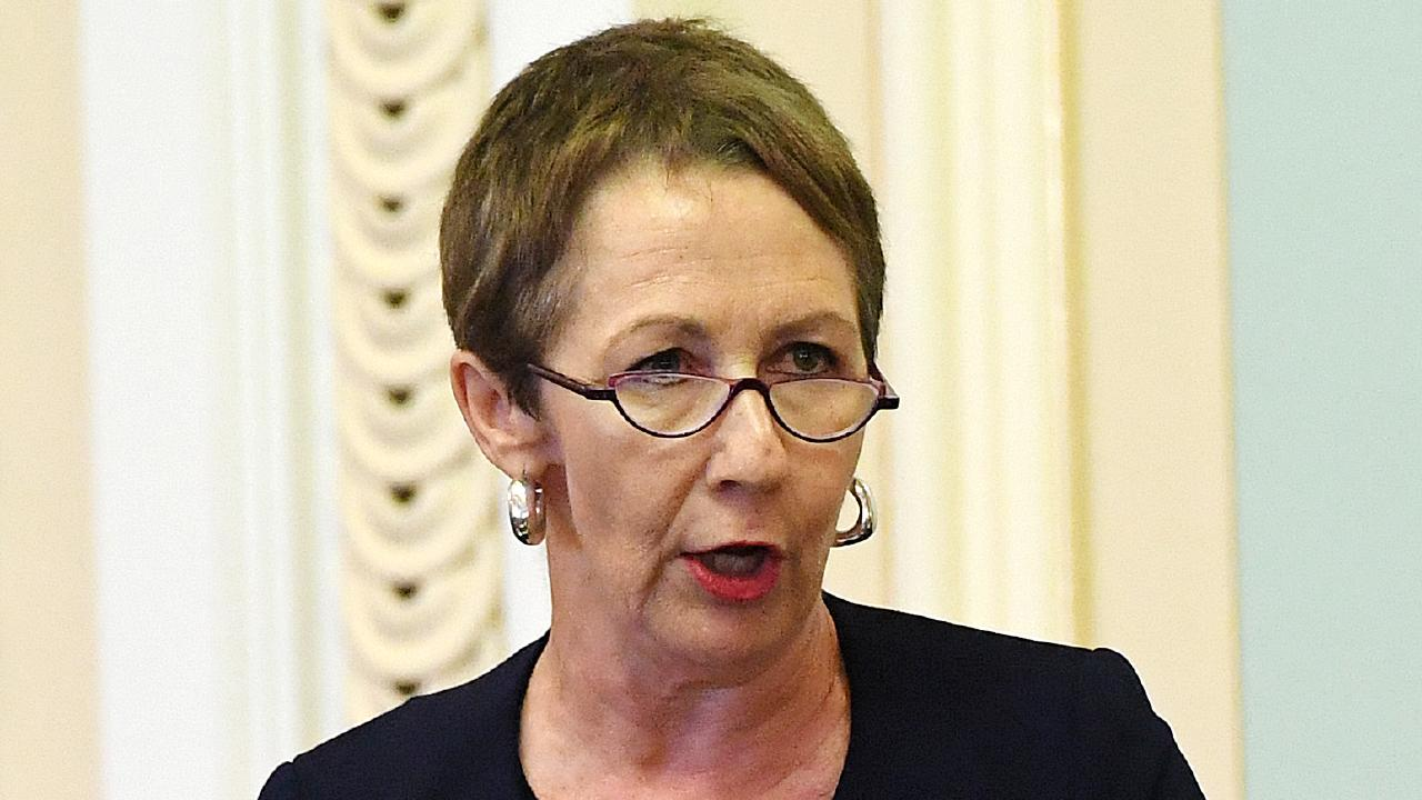 Youth Minister Di Farmer says the new beds won't arrive until late 2020. Picture: AAP/Dan Peled