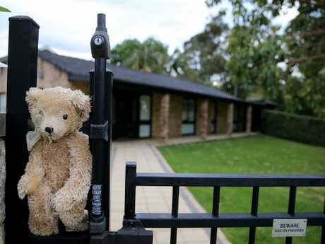 The Davidson community and school where the children attended were devastated by the family deaths. Picture: John Grainger