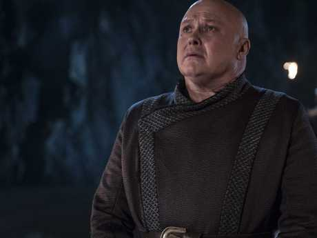 Conleth Hill, who plays Varys, confessed 'the last couple of seasons weren't my favourite'. Picture: Supplied/ HBO