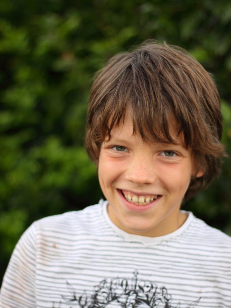 Josh in 2010.