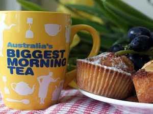 Tea, cake on menu for school cancer fundraiser