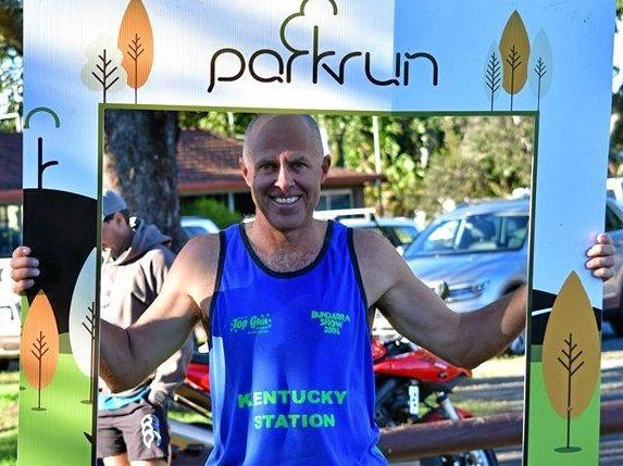 MILESTONE: Henry Sheehan completed his 100th parkrun at Grafton Parkrun at Junction Hill on Saturday.