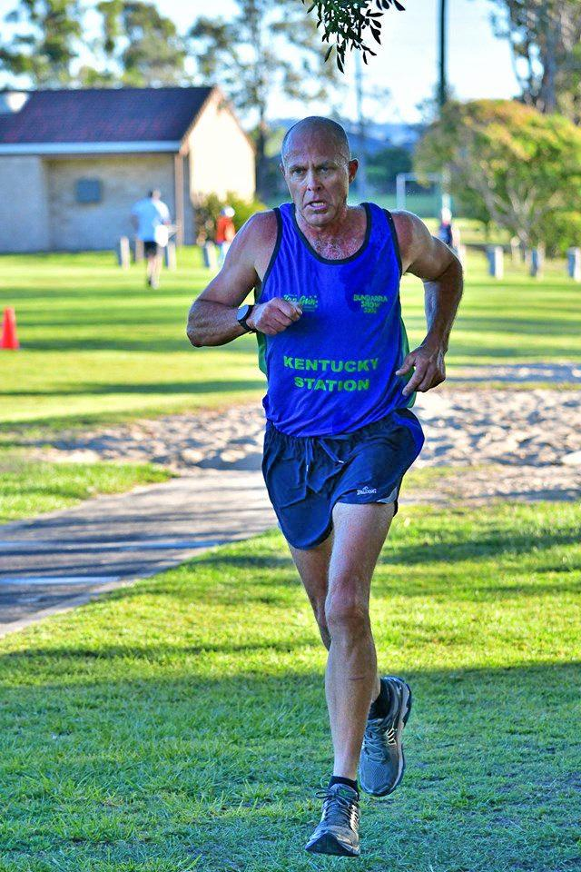 Henry Sheehan ran a PB of 18:50 in his 100th parkrun at Grafton Parkrun at Barnier Park, Junction Hill on Saturday, 11th May, 2019.