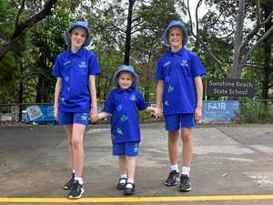 Get active and walk to school
