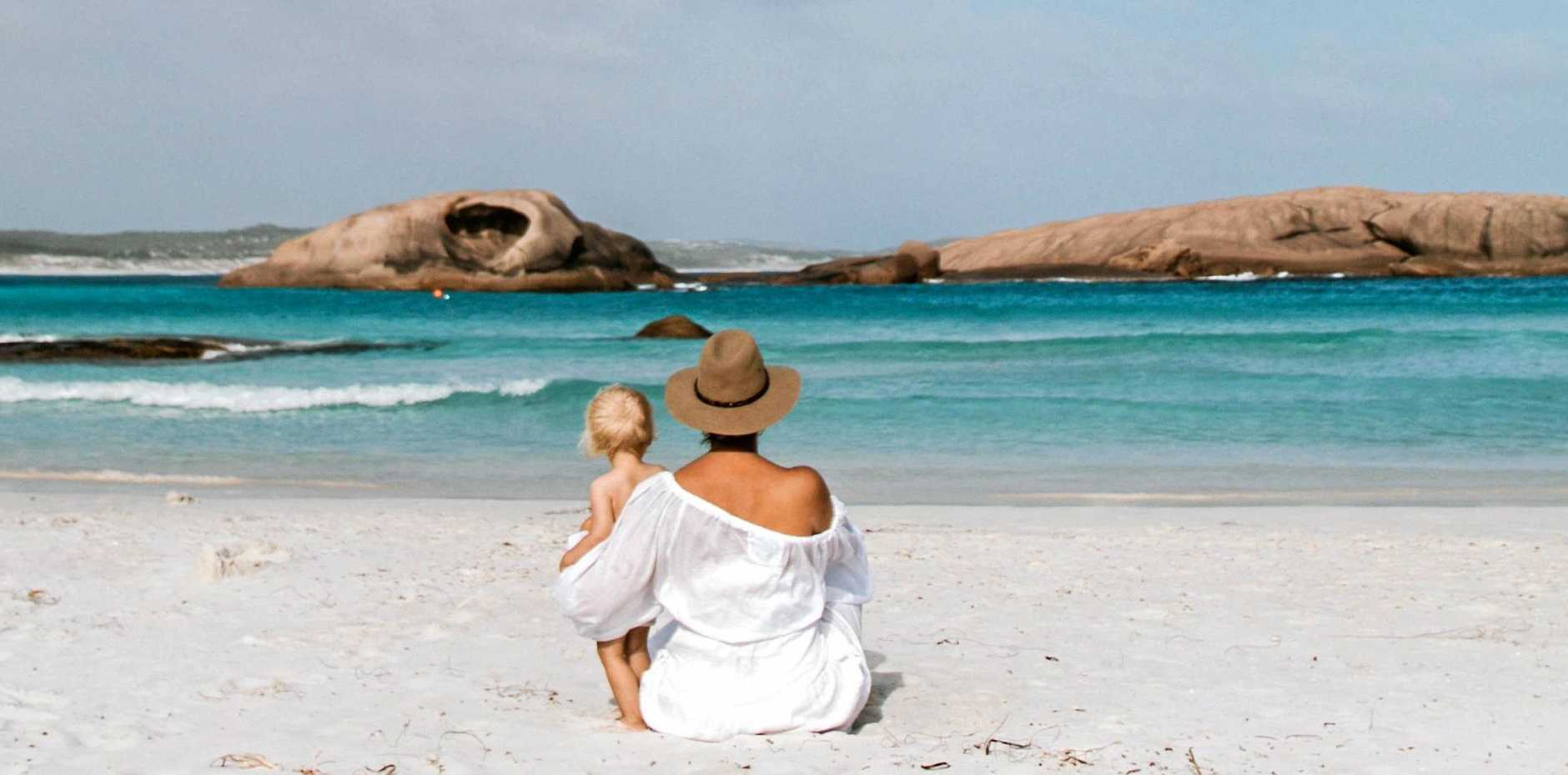 MAGIC MOMENTS: Jaharn Quinn has worked with many brands that have sponsored her to travel to sublime destinations.