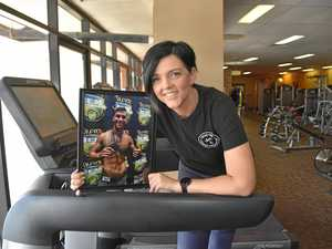 Raising important funds in 24-hour treadmill challenge