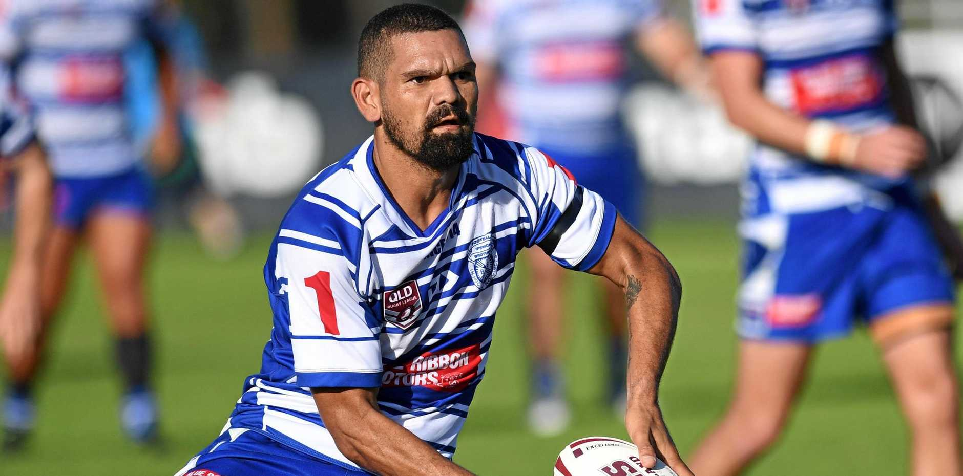Brothers captain Wes Conlon continues to lead the Rugby League Ipswich Player of the Year standings.