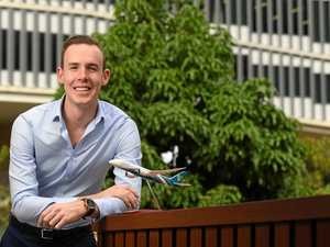 USQ's first aviation grad heads into booming sector