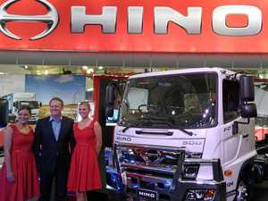 Hino focuses on safety, innovation and tech at BTS