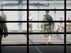 Woodford prison officers walk as negotiations break down