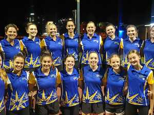 A premier challenge for Gladstone's open and youth teams
