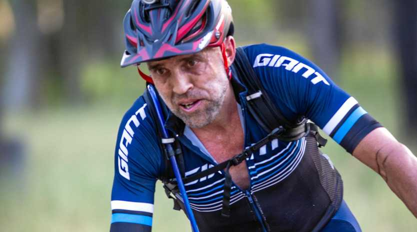 POWERING ON: Rockhampton's Glen Chadwick will be among a quality field of riders in the solo male category taking on the weekend's six-hour cross country event.