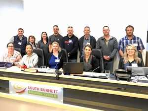 Delegates learn how to govern during South Burnett visit