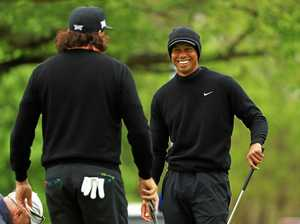 'No, no, no': Faldo insists Tiger can't win PGA Championship
