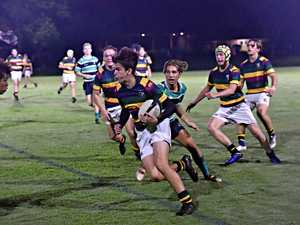 Grammar First XV gets into the groove