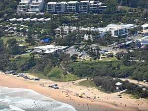 Work starts on major project to beautify Rainbow Beach