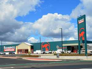 Kingaroy Bunnings for sale before it opens