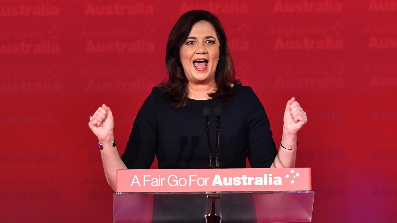 Queensland Premier Annastacia Palaszczuk. Picture:AAP Image/Darren England
