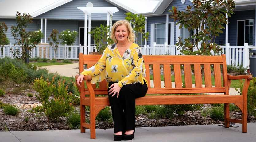 NewDirection Care founder Natasha Chadwick has been crowned 2019 Telstra Australian Business Woman of the Year. Picture: Jamie Hanson