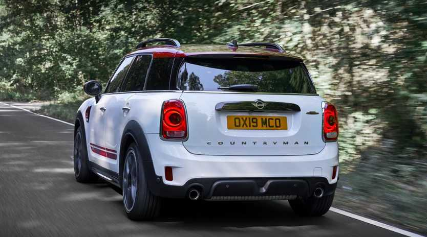 Mini Adds Even More Grunt To Its Performance Suv And Hatch Fraser