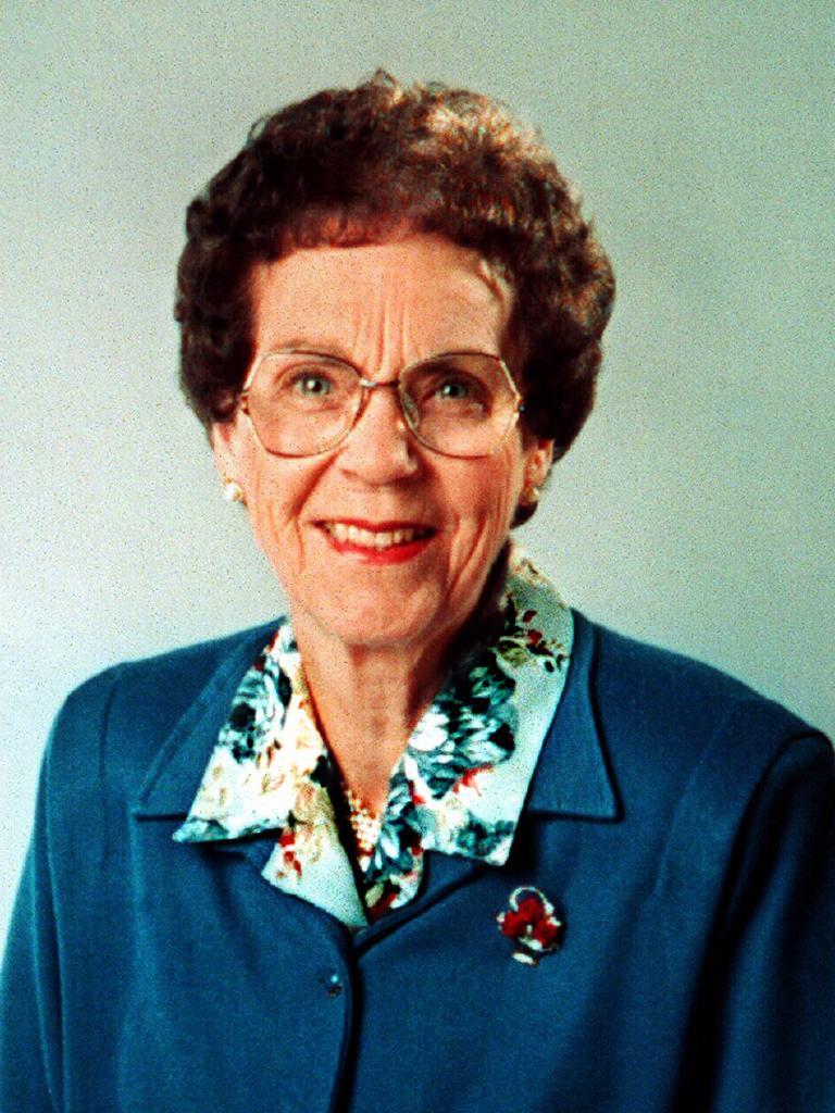 SA murder victim Phyllis Harrison.