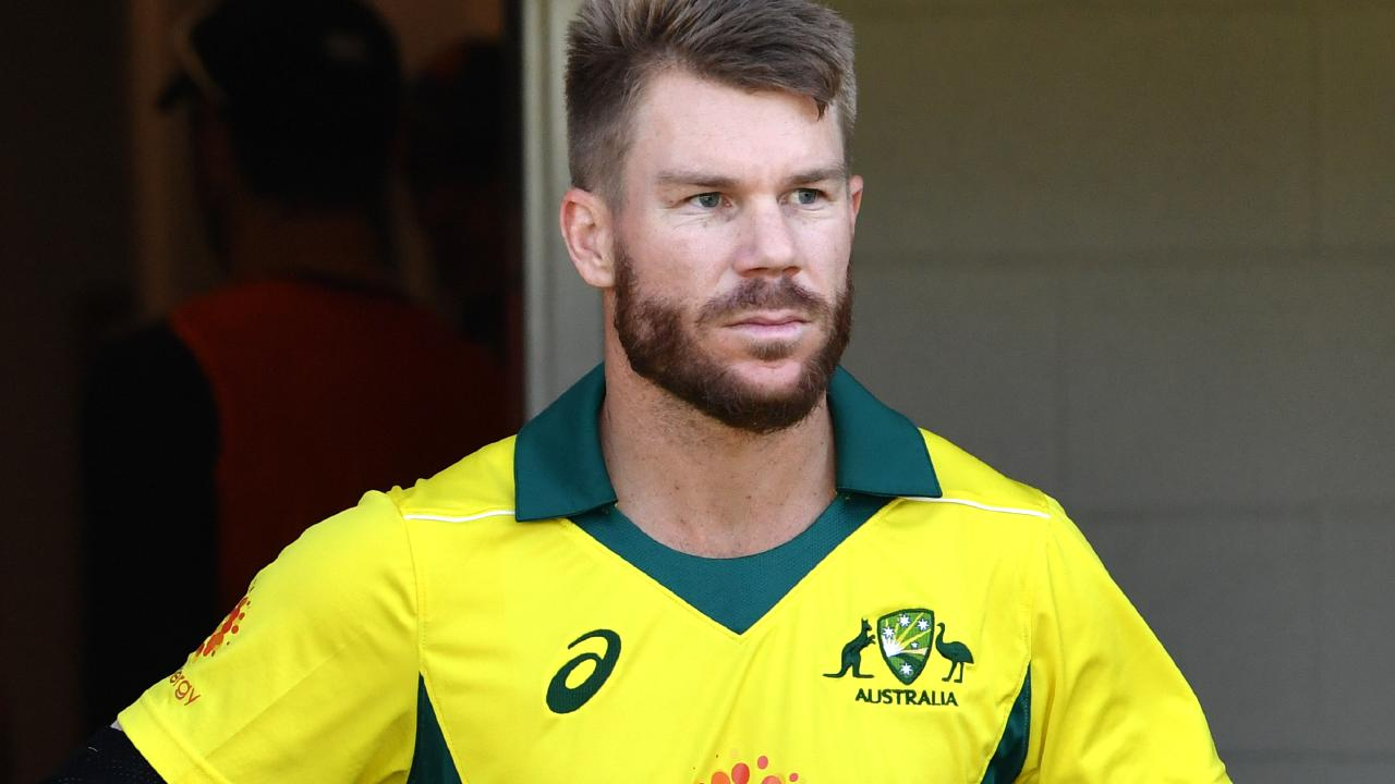 David Warner can expect some heat in the UK, on and off the pitch.