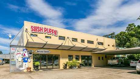 The Slush Puppie headquarters at Palings Ct, Nerang.