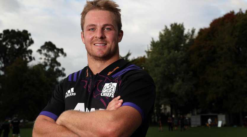 Sam Cane had feared his rugby career was over. Picture: Getty Images