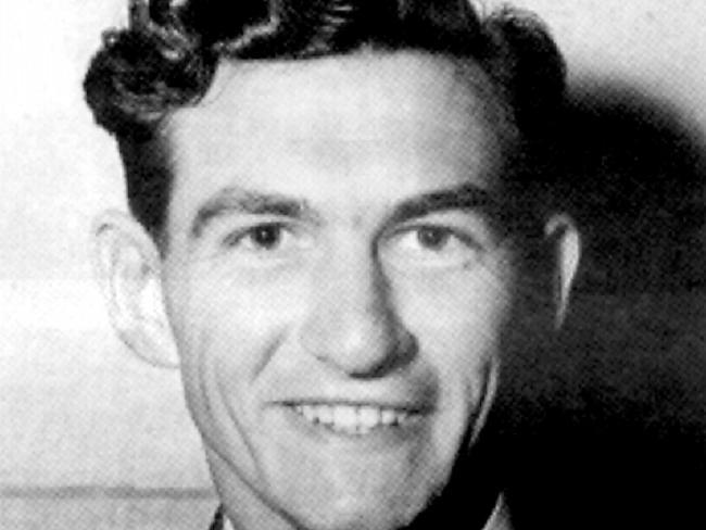 Bob Hawke in Perth, 1952.