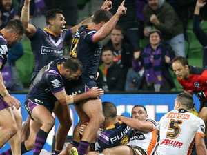 Storm break Tigers hearts with last-minute winner