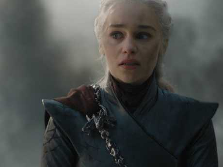 Daenerys's transformation into the Mad Queen felt too sudden for many unconvinced viewers. Picture: Supplied/ HBO