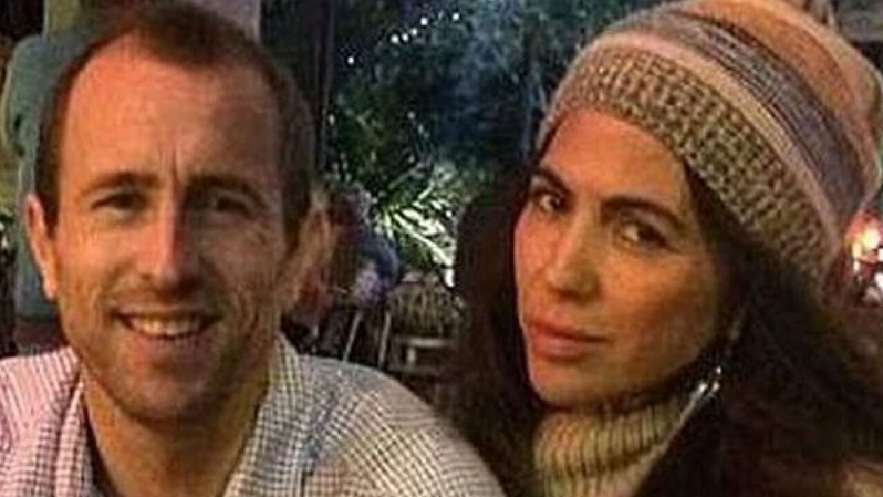 Lewis Bennett and Isabella Hellman were newlyweds when they set sail off the coast of Florida in May 2017. She went missing at sea, two years later she has been declared dead and he faces sentencing for involuntary manslaughter. Picture: Supplied