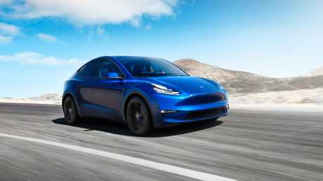 Production of the Tesla Model Y could be delayed because Panasonic can't supply enough batteries.