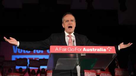 Polling is pointing to current Opposition Leader Bill Shorten becoming our next prime minister. Lukas Coch/AAP