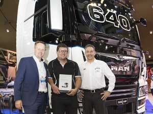 MAN PerformanceLine delivered to CNQ Freight Services