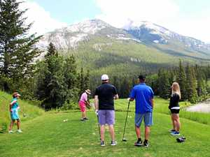 Golfing heaven found amid the Canadian Rockies