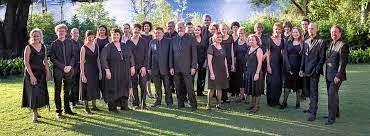 Canticum Chamber Choir from Brisbane..