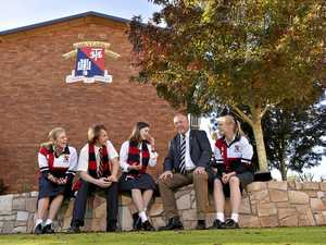 Walk through the history of Toowoomba's oldest state school