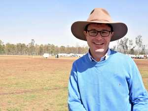 Maranoa MP outlines plans for his second term