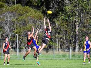 Bombers seek back to back wins against ATW in Wide Bay AFL