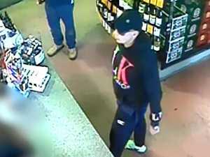 CCTV shows stolen credit card spending spree